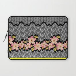 Azelea Border Laptop Sleeve
