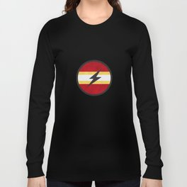 Flash of Color Long Sleeve T-shirt