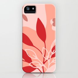 Nature Geometry 09 iPhone Case