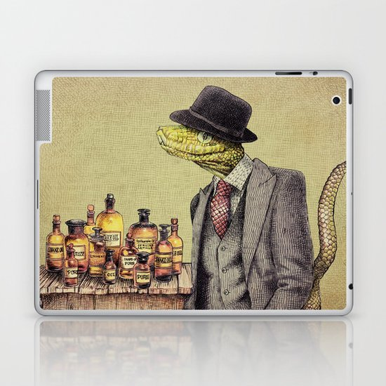 100% Genuine Laptop & iPad Skin