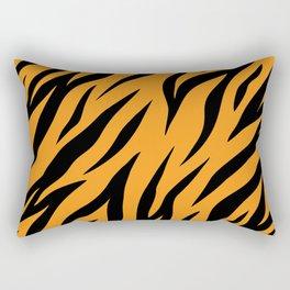 Tiger background #society6 #decor #buyart #artprint Rectangular Pillow