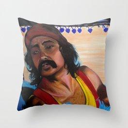 Cheech Throw Pillow