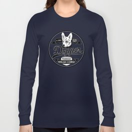 Dapper the Corgi Long Sleeve T-shirt