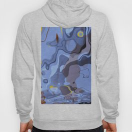 Abstract Composition 548 Hoody