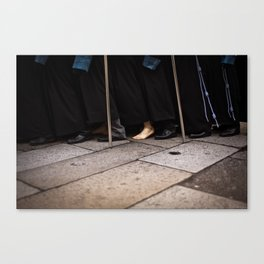 The Believer Canvas Print
