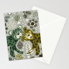 Leopard Love Stationery Cards