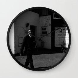 Clapham Portrait Wall Clock