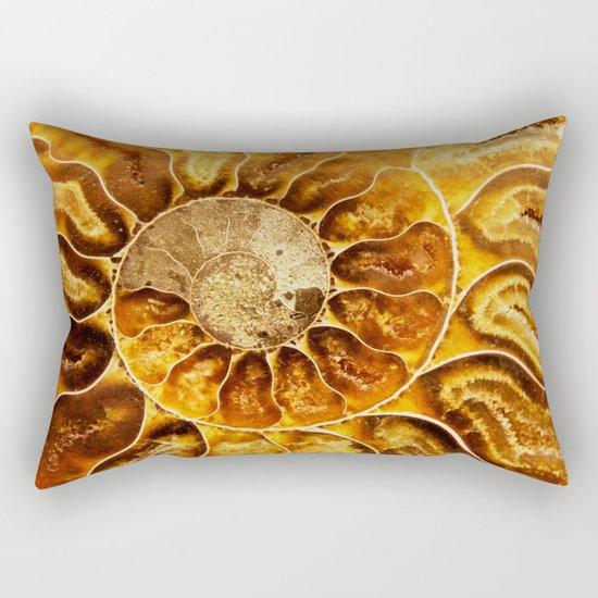 AMAZING AMMONITE Rectangular Pillow