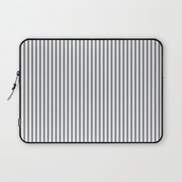 Sharkskin Stripes Laptop Sleeve