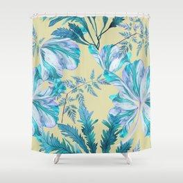 JARDIM DE OURO Shower Curtain