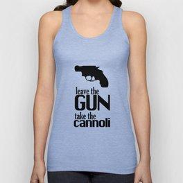 The Godfather cannoli Unisex Tank Top