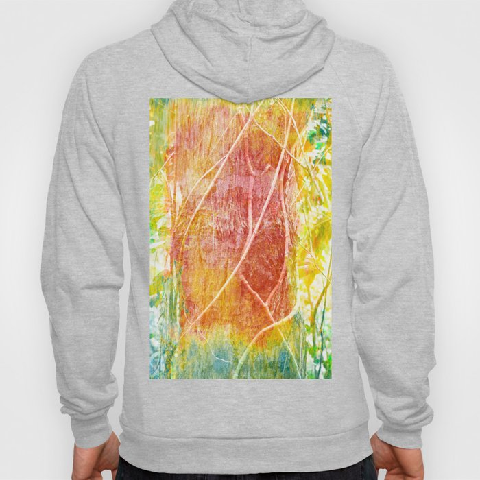 Abstract Rainforest Vines Hoody
