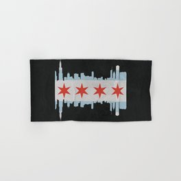 Chicago Pride Hand & Bath Towel