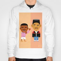 fresh prince Hoodies featuring The Fresh Prince by Evan Gaskin