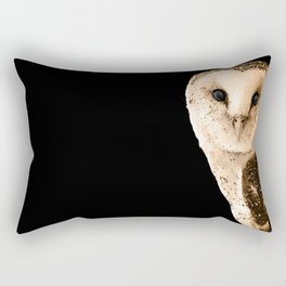 Nyctophilia Rectangular Pillow