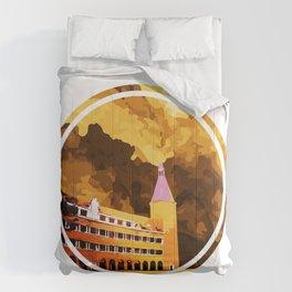 Pedagogical College of Da Lat Vietnamese National Architecture Relic Comforters