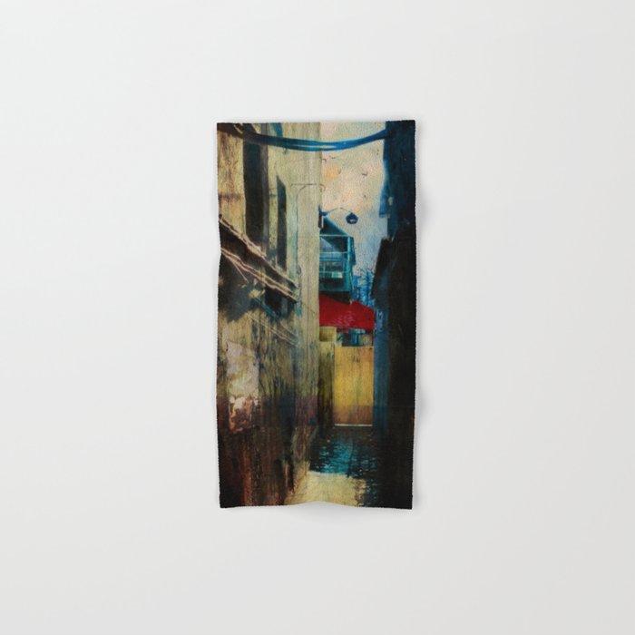 Winter Rust Hand & Bath Towel