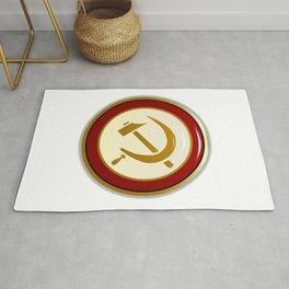 Russian Pin Rug