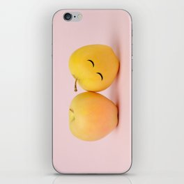 You can lean on me iPhone Skin