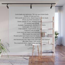 LOVE (III) Wall Mural