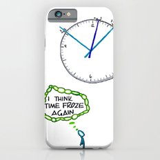 Shattered Frozen Time Slim Case iPhone 6s