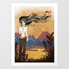 Hekate's Return Art Print