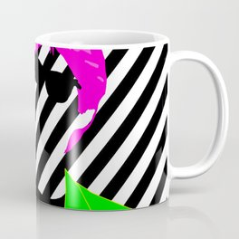 Pop Art Tom Cruise Coffee Mug