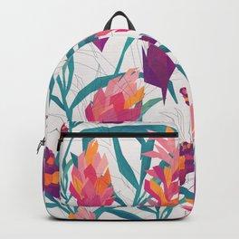 Ginger Pattern Backpack