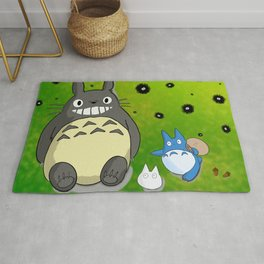 Totoro&Friends Rug