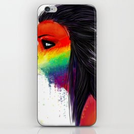 Rainbows iPhone Skin