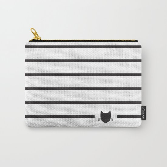 Classic Stripes 03 Carry-All Pouch