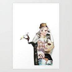 l'imperatrice Art Print