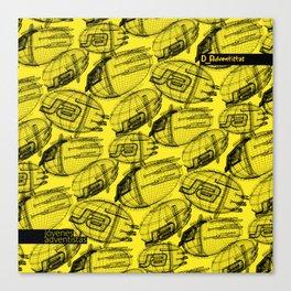 JA Swatches Canvas Print