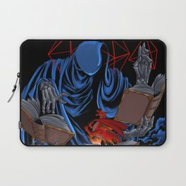 Dungeons, Dice and Dragons - The Dungeon Master Laptop Sleeve