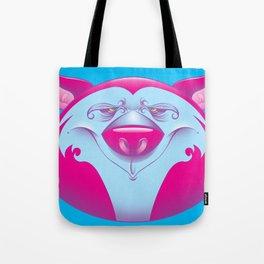 purpanda Tote Bag