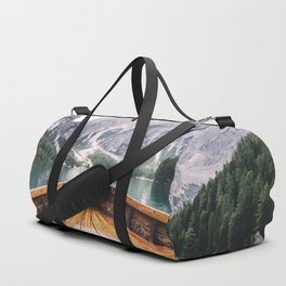 Mountain Lake Duffle Bag