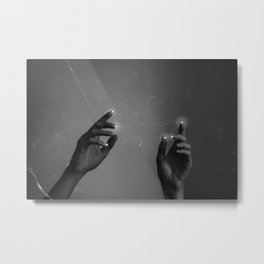to catch a star on your fingertips Metal Print
