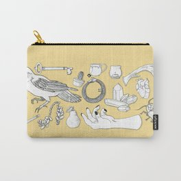 Things n' stuff Carry-All Pouch