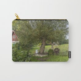 Rural Estate In North East Germany Countryside Carry-All Pouch