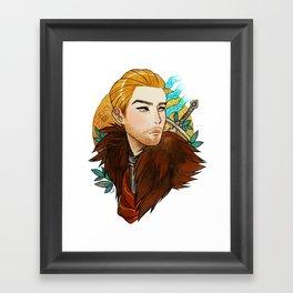 Cullen Rutherford Framed Art Print