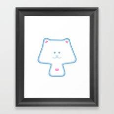 YippyMew Framed Art Print