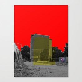 Empty (scene12) Canvas Print