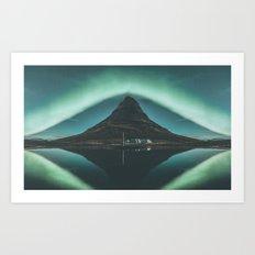 Kirkjufell, Iceland IV Art Print