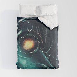 Eddy Shinjuku BioShock digital Elizabeth Elizabeth Comstock Anna DeWitt Songbird (BioShock) video games video game cyan Comforters