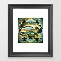 Paved With Good Intentions Framed Art Print