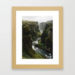 Iceland Collection II Framed Art Print