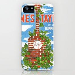 guitar blue sky iPhone Case