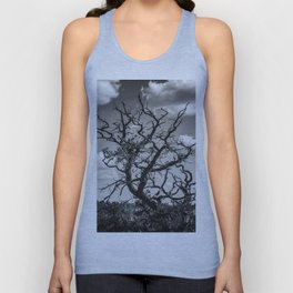 Ancient Tree, Survivor, Alive Unisex Tank Top