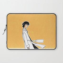 Melancholy Man Laptop Sleeve