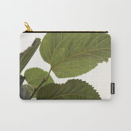 Natural Leafs Carry-All Pouch